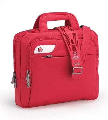 i-stay 13.3 inch tablet, netbook, ultrabook bag with non slip bag strap is0137