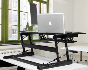 VOYADESK® Height-Adjustable Standing Desk