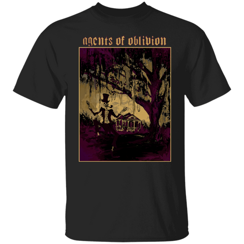 "Agents of Oblivon Agents of Oblivon ""Valerie"" Fan Design Shirt"