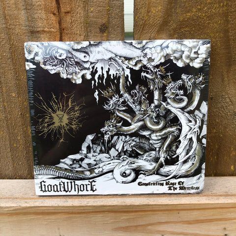 Goatwhore Constricting Rage of the Merciless CD