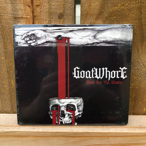 Goatwhore Blood for the Master CD
