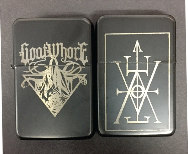 Goatwhore Lighter with tin!