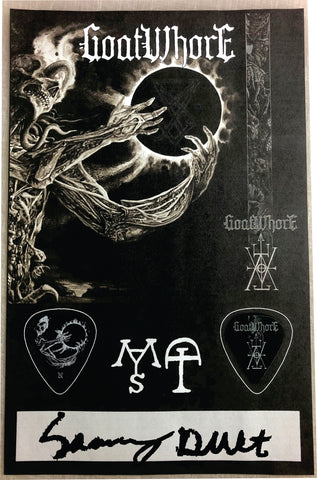 Sammy Duet *GOATWHORE* VA pick set
