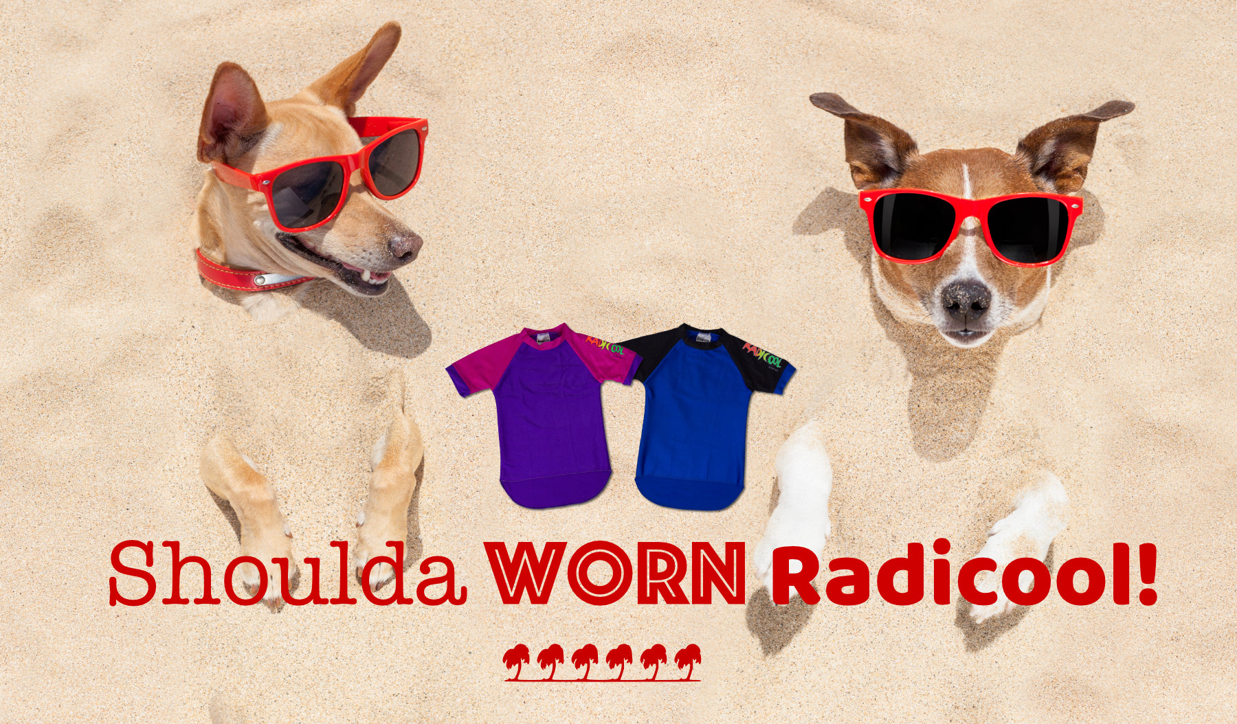 you should wear radicool uv beachwear