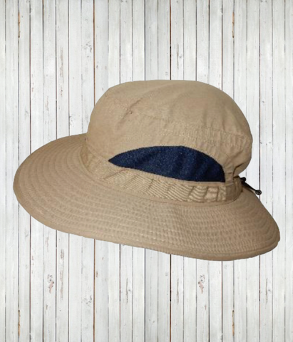New - Adult Broad Brimmed Hats - Radicool UV Beachwear
