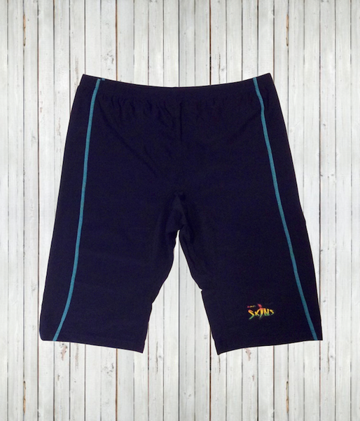 New - Adult Rash Guard Shorts - Radicool UV Beachwear