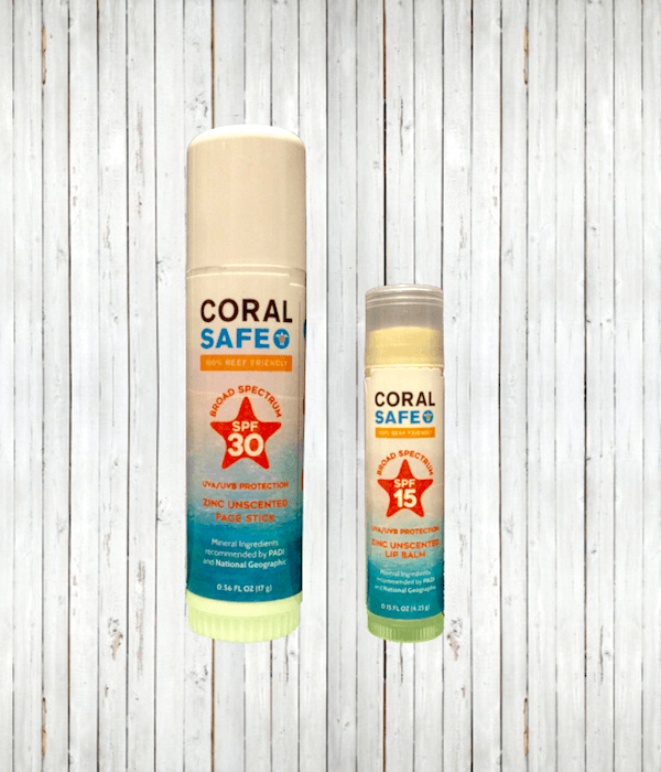 Coral Safe Face Sunscreen Kit | Radicool sun protective clothing