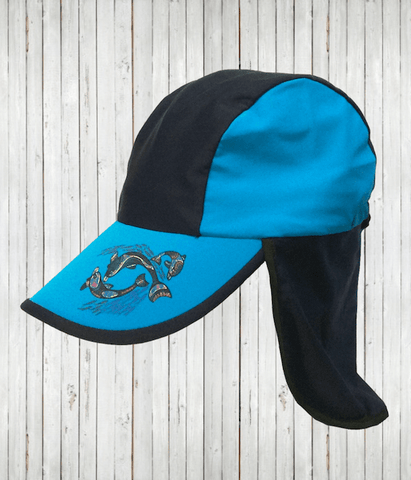New - Kids' Legionnaire Hats - Radicool UV Beachwear