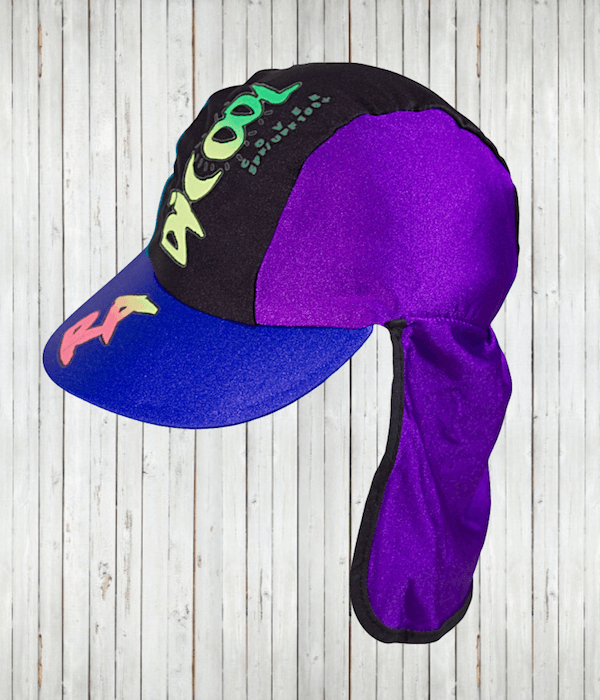 "Clearance - Kids' ""Rainbow"" Legionnaire Hats - Radicool UV Beachwear"