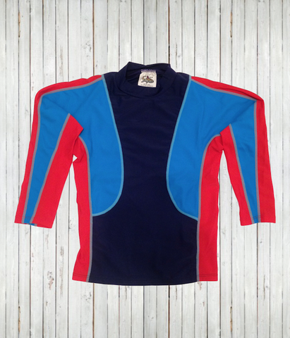 New - Kids' Rash Guard Shirts - Radicool UV Beachwear