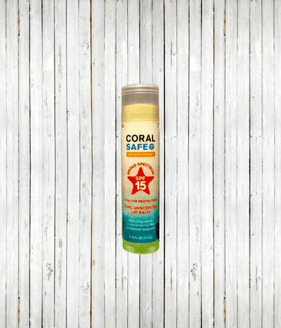 Coral Safe SPF 15 Lip Balm - Radicool UV Beachwear