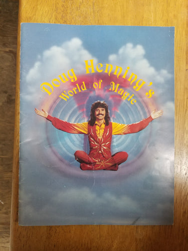 Doug Henning's World Of Magic Program