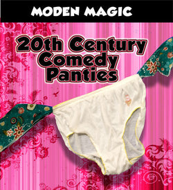 20th Century Comedy Panties - Modern