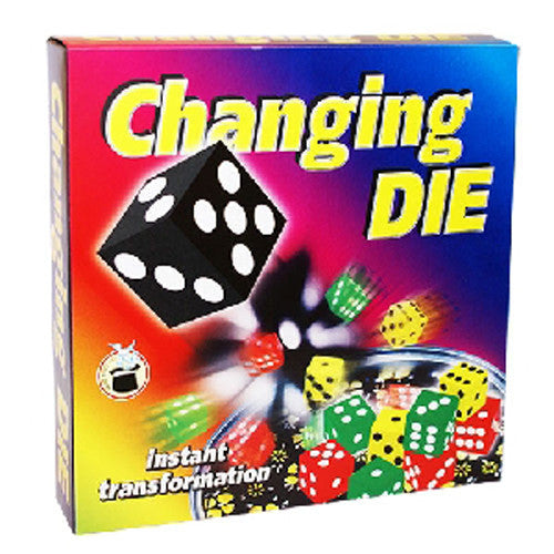 Changing Die, Europe - Boxed