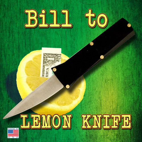 Bill In Lemon Knife - Flawless