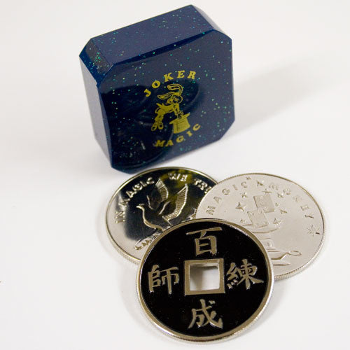 Chinese Coin & Silver Coin Transpo