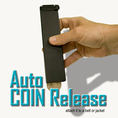 Automatic Coin Release - Metal
