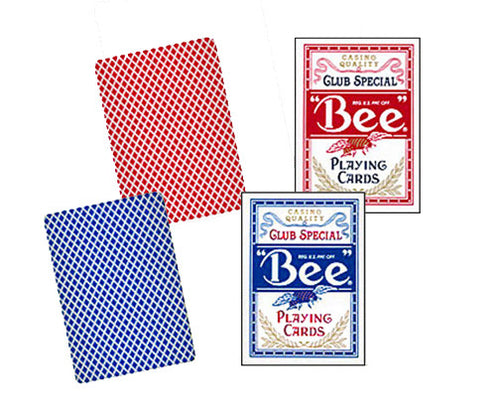 Bee Card Deck, Poker