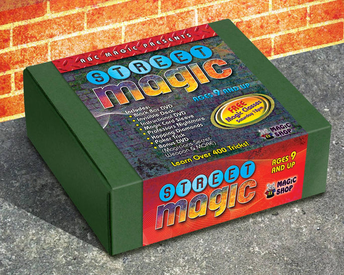 ABC Street Magic Kit