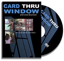 Card thru Window DVD