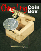 Ching Ling Coin Box - Supreme