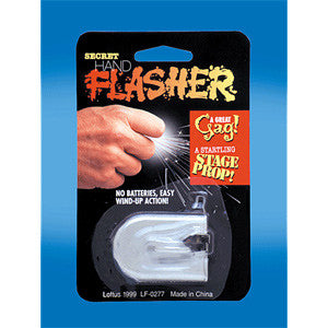 Hand Flasher - Carded