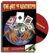 Art of Levitation DVD