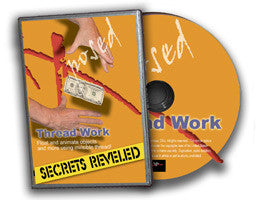 Invisible Thread DVD - Secrets