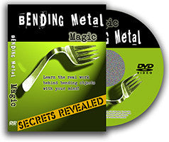 Bending Metal DVD - Secrets