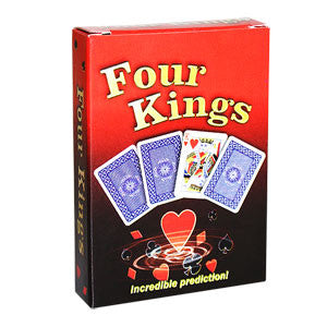 Four Kings - Boxed