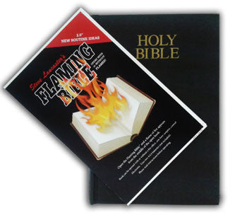 Hot Book - Bible, Tulsa