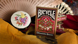 Bicycle - Gold Dragon Deck