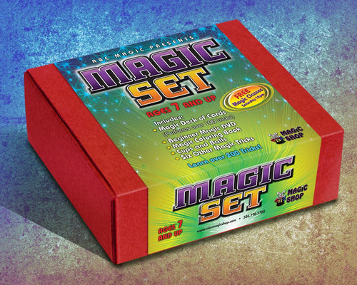 ABC Magic Set