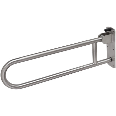 Swing Up Bathroom Grab Bars