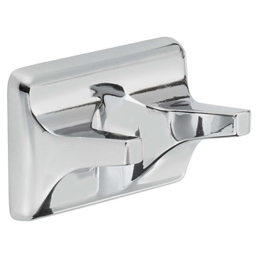Image Of Robe Hook / Towel Hook -  Sea Breeze Bathroom Hardware Collection  - Chrome Finish - Harney Hardware