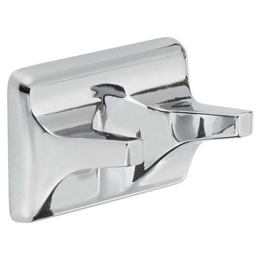 Image Of Robe Hook / Towel Hook -  Sea Breeze Bathroom Hardware Set  - Chrome Finish - Harney Hardware
