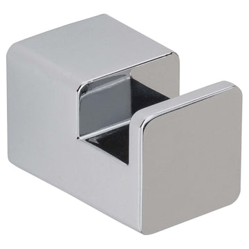 Image Of Robe Hook / Towel Hook -  Westshore Bathroom Hardware Set  - Chrome Finish - Harney Hardware