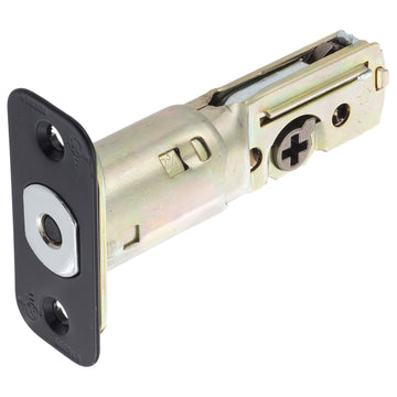 Image Of Residential UL Deadbolt Latch -  Adjustable 2 3/8 In. To 2 3/4 In. - Venetian Bronze Finish - Harney Hardware