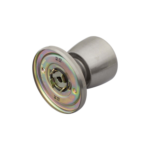 Image Of Emerson Inactive / Dummy Door Knob - Satin Nickel Finish - Harney Hardware