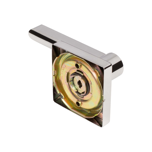 Image Of Harper Inactive / Dummy Contemporary Door Lever - Chrome Finish - Harney Hardware