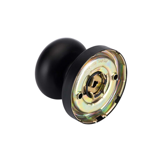 Image Of Rio Inactive / Dummy Door Knob - Venetian Bronze Finish - Harney Hardware