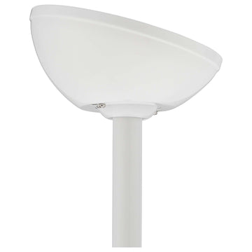 Image Of Ceiling Fan Sloped Ceiling Mounting Kit - White Finish - Harney Hardware