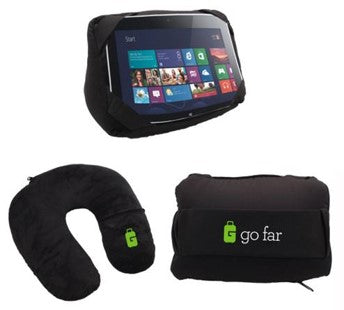 GoFar 3 in 1 Travel Pillow