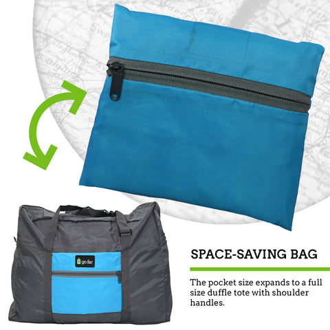 GoFar Travel Bag - BLUE