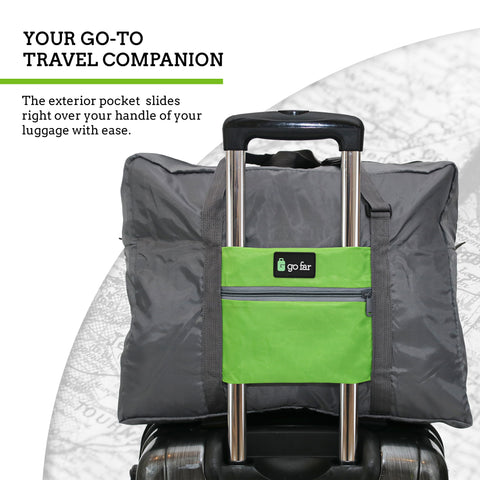GoFar Travel Bag - GREEN