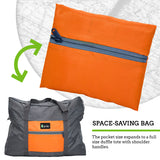 GoFar Travel Bag - ORANGE