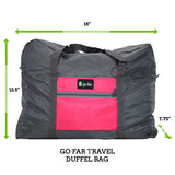 GoFar Travel Bag - PINK