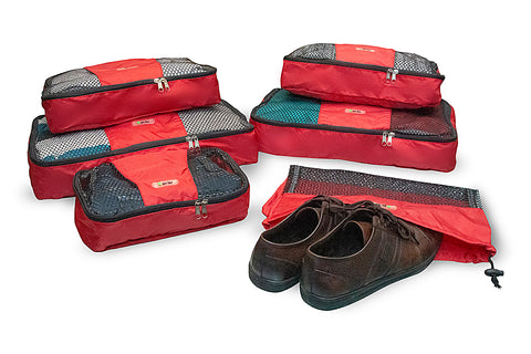 The Packing Cubes - Red