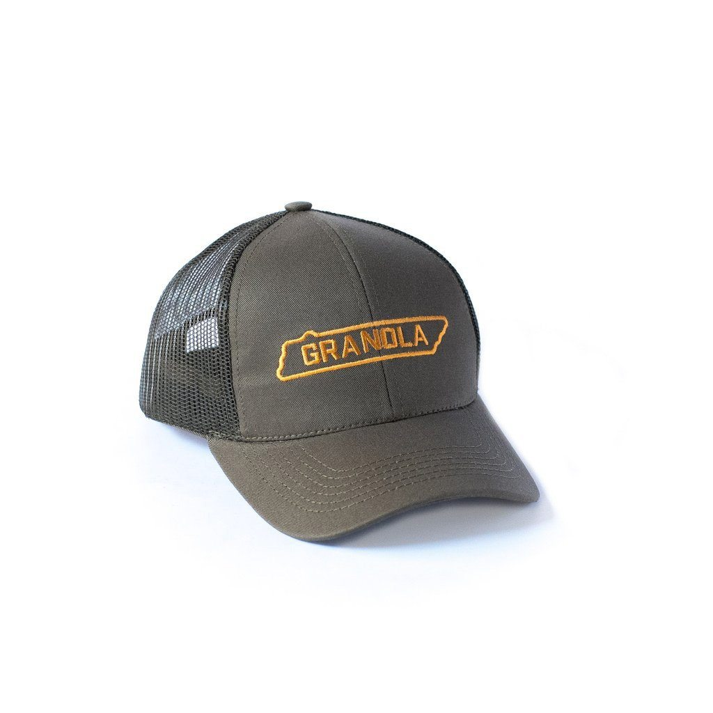 Tennessee Trucker Hat - granolaproducts.com