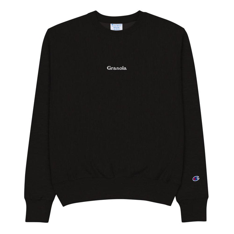 Spotting Crewneck - granolaproducts.com